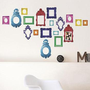 Art/Wall Decor - Z Gallerie - Kisch Frame Wall Decal - kisch, frames, wall decor