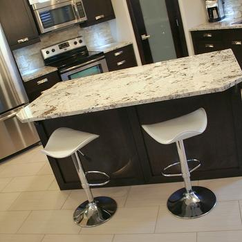 Bianco Antico Granite, Contemporary, kitchen, Urban Theory Interior Design