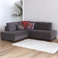 Seating - Wyatt Sectional Sofa | Living Room Furniture| Furniture | World Market - wyatt, sectional, sofa