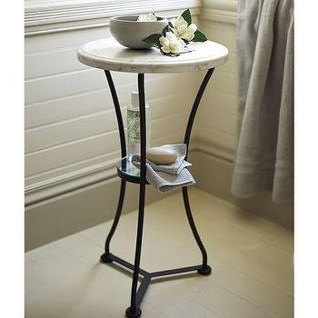 Tables - Cafe Table | Pottery Barn - cafe, table