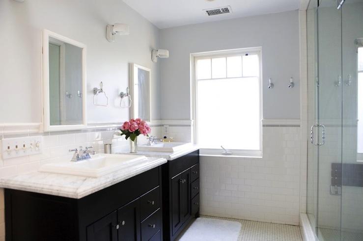 light grey bathroom  granprix for ., Home decor