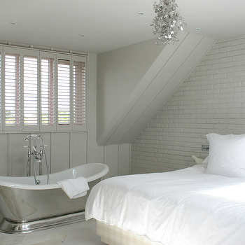 Eclectic, Bedroom