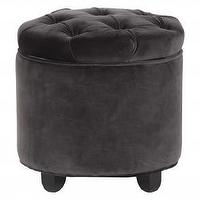 Seating - Elena Ottoman - Ottomans - Furniture - elena, ottoman