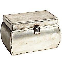 Decor/Accessories - Product Details - Antiqued Silver Jewelry Box - antiqued, silver, jewelry, box