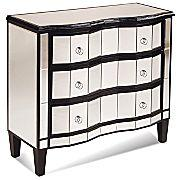 Storage Furniture - JCPenney department - chloe, mirrored, chest