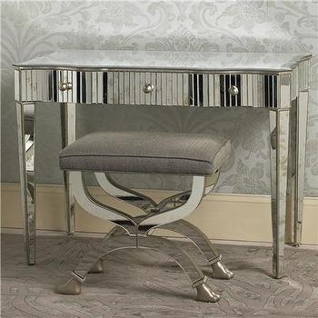 Storage Furniture - Gilda Vanity - Shades of Light - mirrored, gilda, vanity