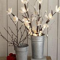 Decor/Accessories - Lighted Branches - VivaTerra - magnolia, branches