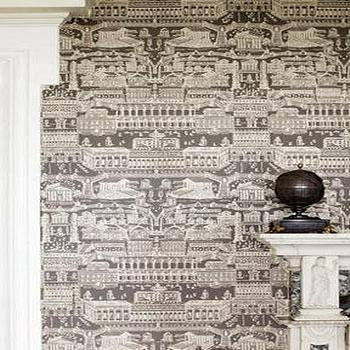 Products, Wallpapers, Intaglio Wallpapers, Zoffany