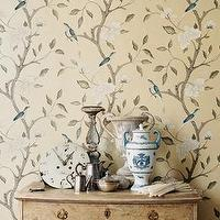 Wallpaper - Products | Wallpapers | Gustavus | Zoffany - gustavus, eleonara, wallpaper