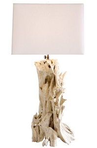 Lighting - Driftwood Lamp - driftwood, lamp