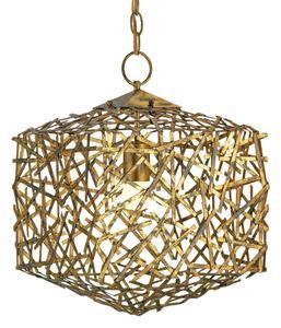Lighting - Confetti Cube Pendant - confetti, cube, pendant