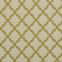 Fabrics - Casablanca Geo Citrine Contemporary Upholstery Fabric by Dwell Studios for Robert Allen - robert allen, Casablanca, Geo, Citrine, Fabric, Dwell Studios
