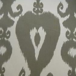 Fabrics - Iskander Silver By Richloom - Drapery Fabric - iskander, silver, richloom, fabric