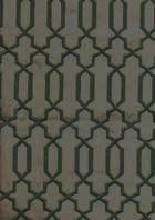 Lattice Spa Contemporary drapery Fabric