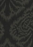Fabrics - Ikat Damask Pewter Multi-Purpose Fabric by Robert Allen - robert allen, ikat, damask, gray, pewter