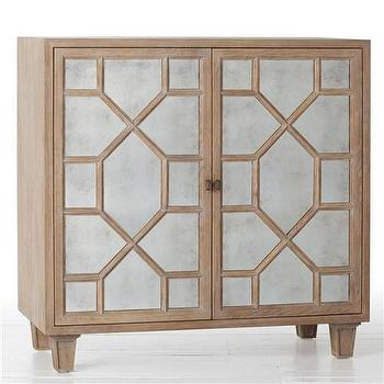 Storage Furniture - Arteriors Remington Low Cabinet - arteriors, remington, low, cabinet