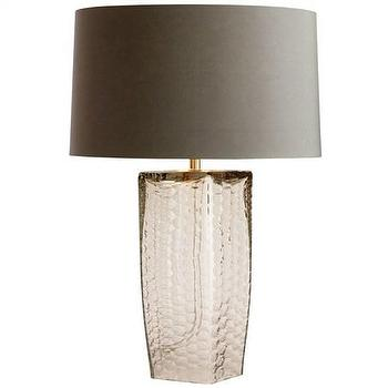Lighting - Arteriors Fillmore Glass Lamp - arteriors, fillmore, glass, lamp