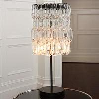 Lighting - C Table Lamp - c, table, lamp