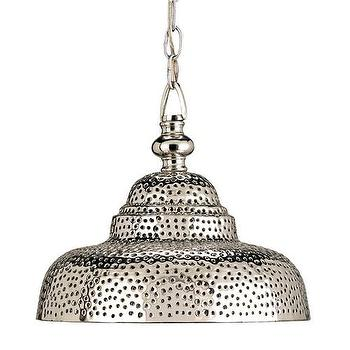 Lighting - Currey & Co Lowell Pendant - currey & co, lowell, pendant