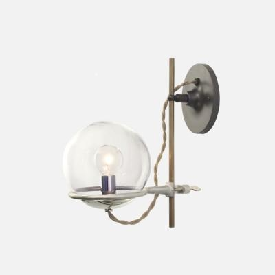 Lighting - Orbit Sconce Clear - Wall Sconce - Fixtures - Lighting & Hardware - orbit, sconce, clear