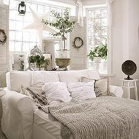 Miscellaneous - Under the Weather « Elements of Style Blog - white sleeper sofa