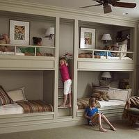 Bedding - Nooks and Built Ins  Elements of Style Blog - bunk beds