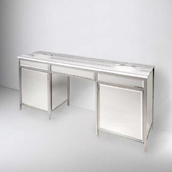 Bath - Double Vanity Products | Waterworks - waterworks, henry, double, vanity