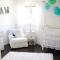 In the Fun Lane - nurseries - white, nursery,  white nursery