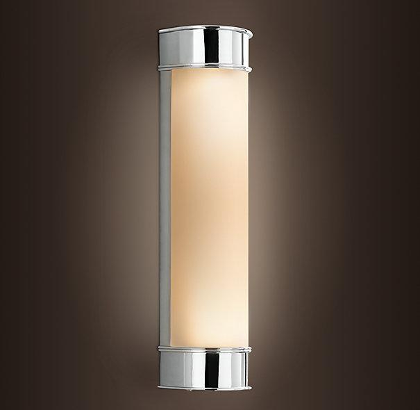 bath kent sconce bath sconces restoration hardware kent