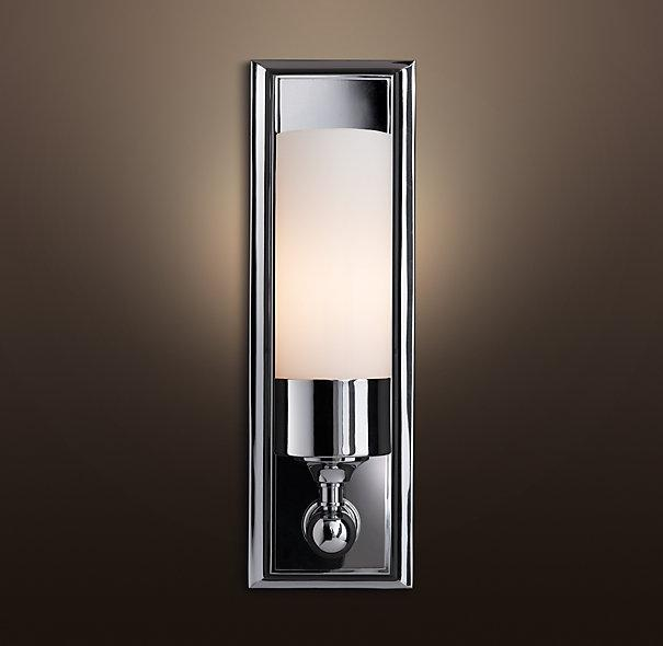 Bathroom Wall Sconces Restoration Hardware : Keller Sconce Bath Sconces Restoration Hardware