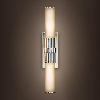 Bath - Cade Double Sconce | Bath Sconces | Restoration Hardware - cade, double, sconce