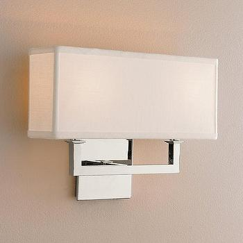 Bath - Nolan Double Sconce | Bath Sconces | Restoration Hardware - nolan, double, sconce