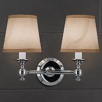 Bath - Lugarno Double Sconce | Bath Sconces | Restoration Hardware - lugarno, double, sconce