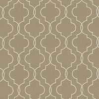 Fabrics - Adler Taupe Fabric By The Yard - Ballard Designs - adler, taupe, fabric