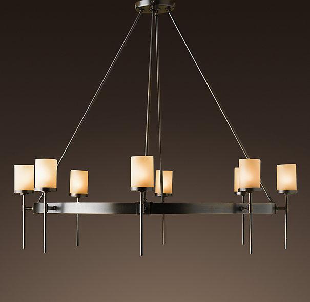 sloane 8 arm chandelier chandeliers restoration hardware