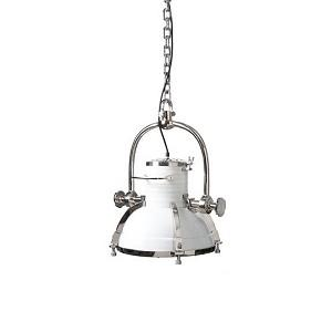 Lighting - Marine Pendant 16 by Barbara Cosgrove - barbara cosgrove, marine, pendant, white