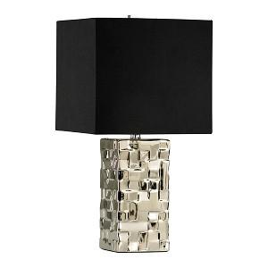 Lighting - Java Table Lamp by Cyan Design - cyan table, java, silver, table, lamp