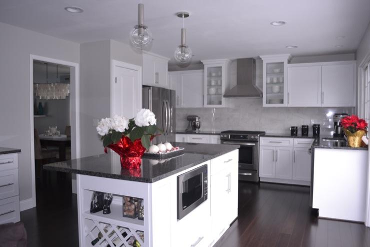 Kitchen behr dolphin fin - Behr kitchen paint ...