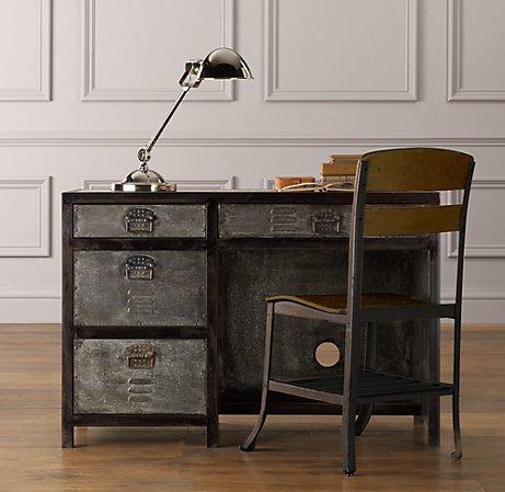 Vintage Locker Desk Desks Amp Vanities Restoration