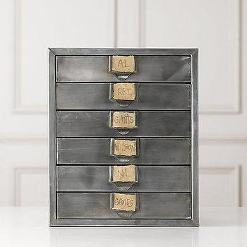 Decor/Accessories - Industrial Storage Chest | Desk Storage | Restoration Hardware Baby & Child - industrial, storage, chest