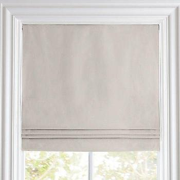 Cotton Canvas Cordless Roman Shade, Roman Shades, Restoration Hardware Baby & Child