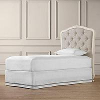 Beds/Headboards - Colette Tufted Headboard | Beds & Bunk Beds | Restoration Hardware Baby & Child - colette, tufted, headboard