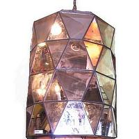 Lighting - Deco Mirror Lantern | Pieces - deco, mirror, lantern