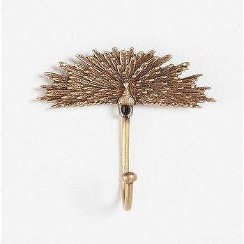 UrbanOutfitters.com > Golden Peacock Hook