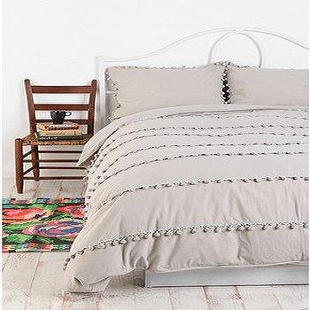 Clover Duvet Cover Shams West Elm