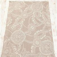 Rugs - UrbanOutfitters.com &gt; 5x7 Lace Medallion Rug - lace, medallion, rug