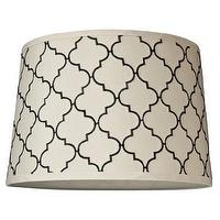 Lighting - Mix-and-Match Lamp Shade - Embroidered Shade - W... : Target - embroidered, shade