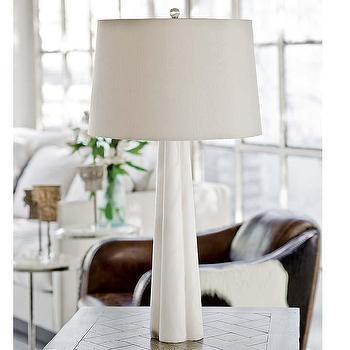 Lighting - Regina Andrew Alabaster Quatrefoil Lamp - Large - Regina-andrew-405-2102 | Candelabra, Inc. - regina andrew, quatrefoil, alabaster, lamp