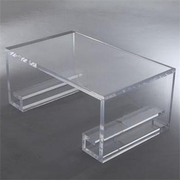 Tables - Tonic Home: Modern Home Decor and Furnishings - gracie, lucite, coffee table