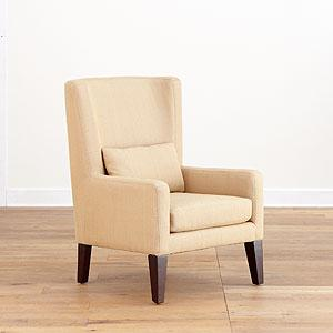 Wheat Triton High Back Chair Living Room Furniture Furniture World. All ...